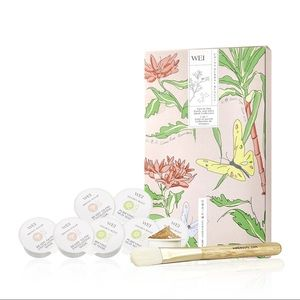 Wei Two-in-One Purify and Glow Mask Collection